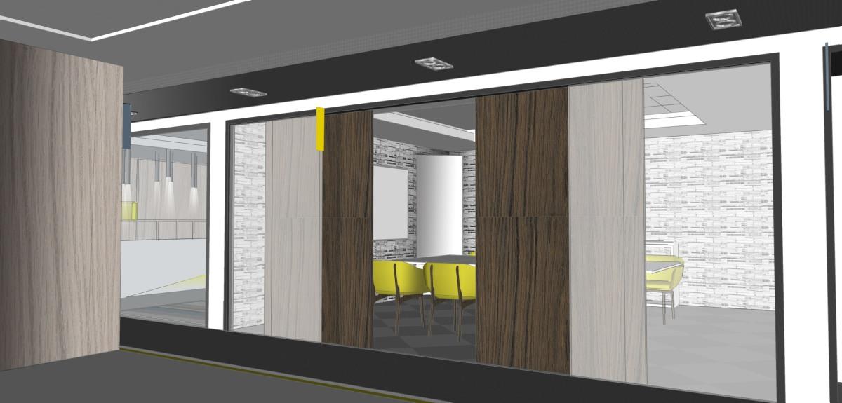 Meeting room annelise vorster for Design hotel douala