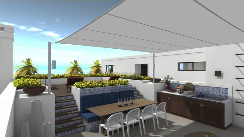 Hospitality dona ana villas annelise vorster for Design hotel douala
